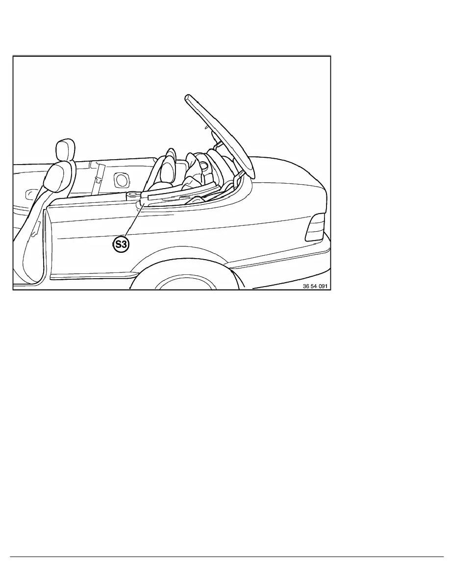 BMW Workshop Manuals > 3 Series E36 325i (M50) CONVER > 2