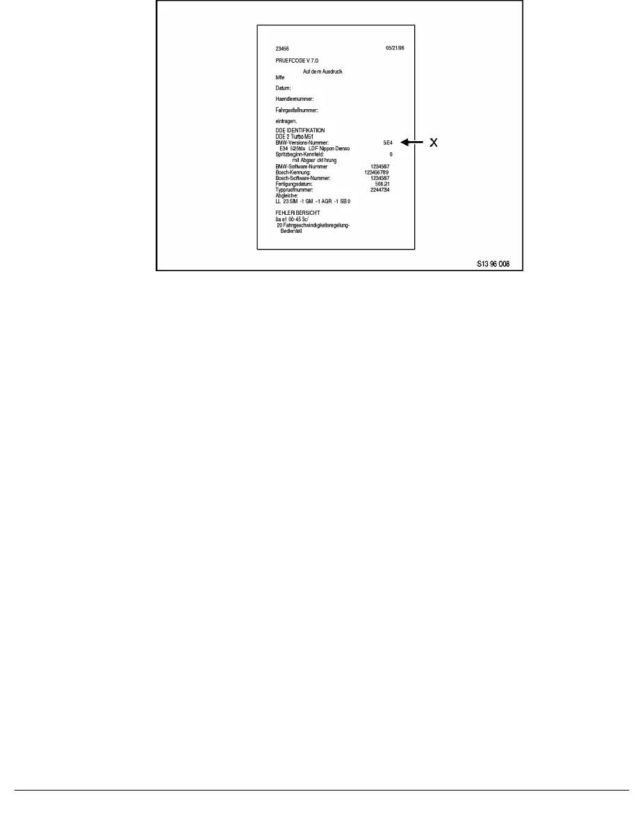 BMW Workshop Manuals > 3 Series E36 325tds (M51) TOUR > 1