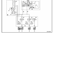 E36 Wiring Diagram Honeywell Thermostat Tahoma Bmw M52 Engine Library 2 Repair Instructions 34 Brakes 50 Slip Control Systems Abs Asc