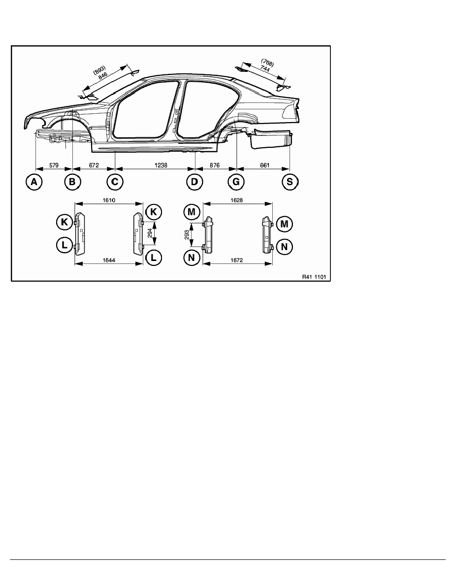 BMW Workshop Manuals > 3 Series E46 330Cd (M57TU) COUPE