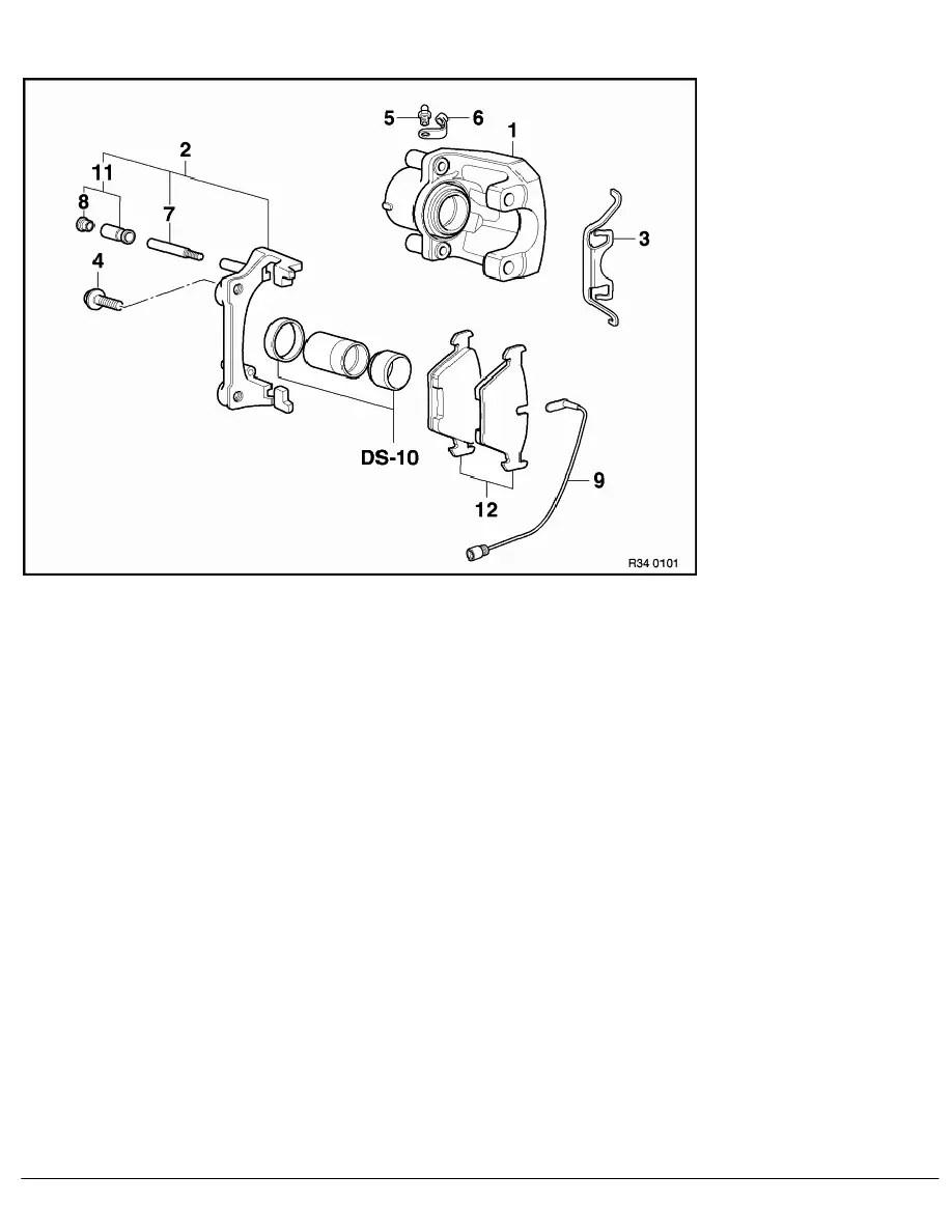 BMW Workshop Manuals > 3 Series E46 330Ci (M54) COUPE > 2