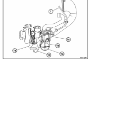 2 repair instructions 11 engine m57 74 el valve for exh gas recirculation 3 ra layout of vacuum hoses for exhaust turbocharger m57  [ 918 x 1188 Pixel ]