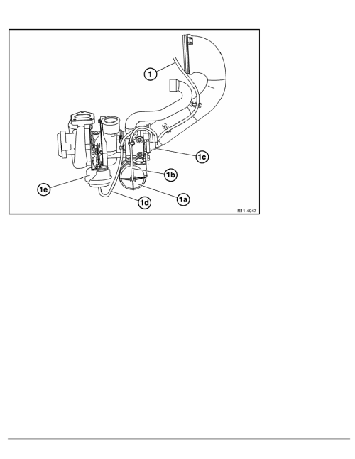 small resolution of 2 repair instructions 11 engine m57 74 el valve for exh gas recirculation 3 ra layout of vacuum hoses for exhaust turbocharger m57