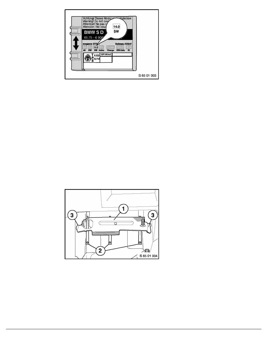 BMW Workshop Manuals > 3 Series E46 M3 (S54) CONVER > 1