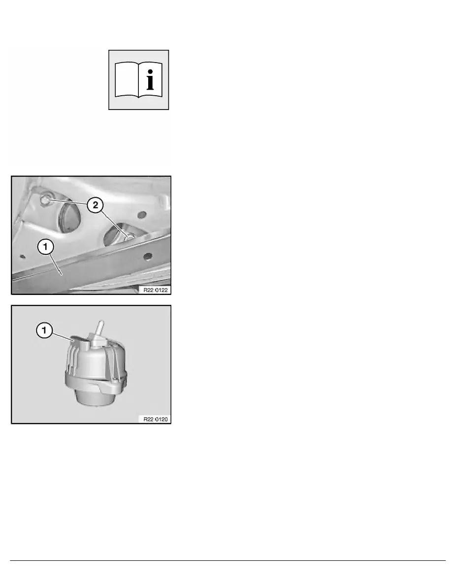 Bmw E90 Cooling System Diagram : cooling, system, diagram, Workshop, Manuals, Series, (N46), Repair, Instructions, Engine, Gearbox, Suspension, Replacing, Mount, (N45_N45T_N46_N46T)