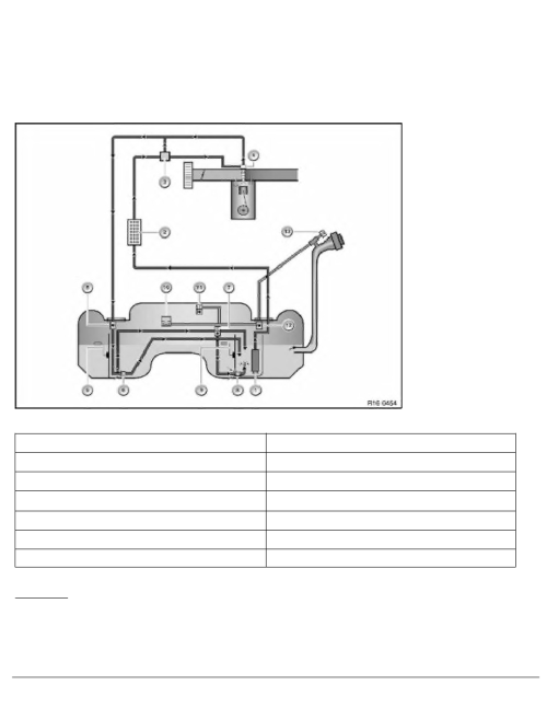 small resolution of 2 repair instructions 16 fuel supply system m57t2 0 fuel pick up cleaning system 1 ra diesel fuel supply system