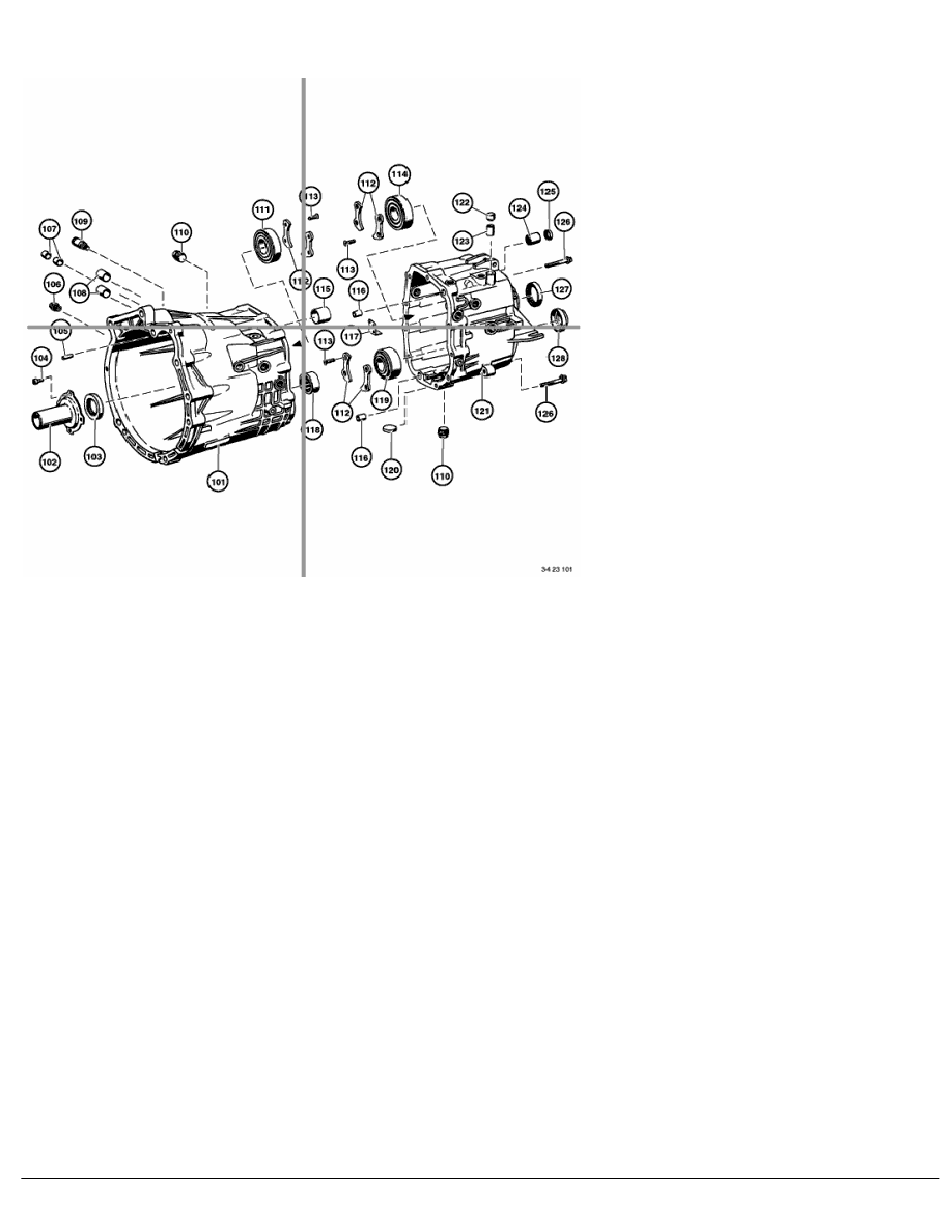 BMW Workshop Manuals > 5 Series E34 525i (M50) SAL > 2