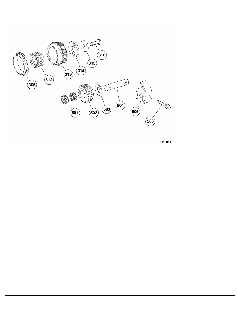 BMW Workshop Manuals > 5 Series E34 525i (M50) SAL > 2 Repair Instructions > 23 Manual