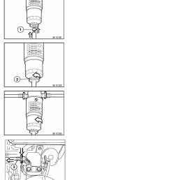 2 repair instructions 13 fuel system m51 32 fuel filter 3 ra replacing fuel filter m51 m41  [ 918 x 1188 Pixel ]