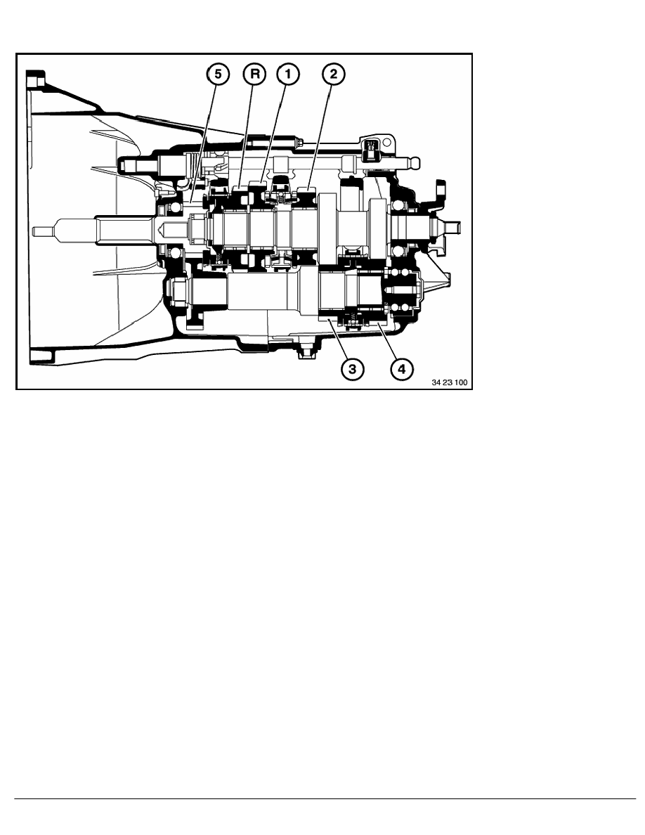 BMW Workshop Manuals > 5 Series E34 535i (M30) SAL > 2