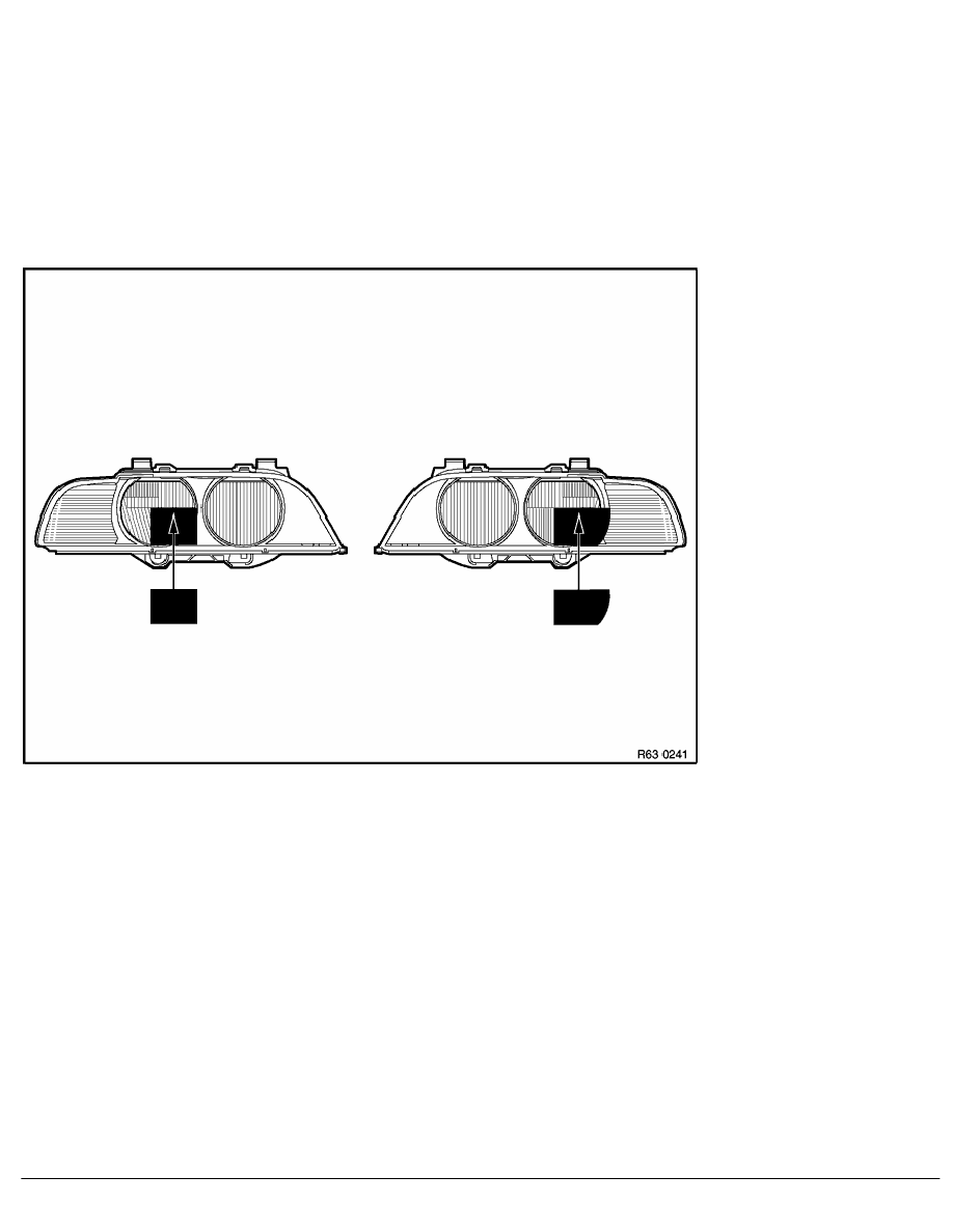 BMW Workshop Manuals > 5 Series E39 523i (M52) SAL > 2