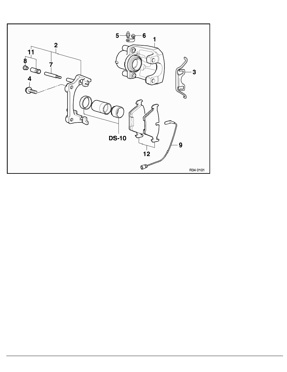 BMW Workshop Manuals > 5 Series E39 535i (M62) SAL > 2