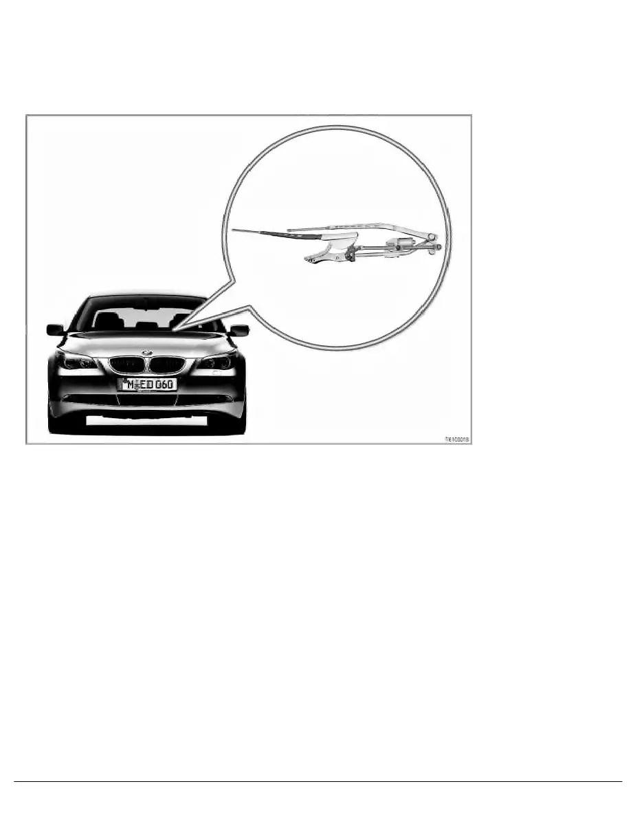 BMW Workshop Manuals > 5 Series E60 525d (M57T2) SAL > 6