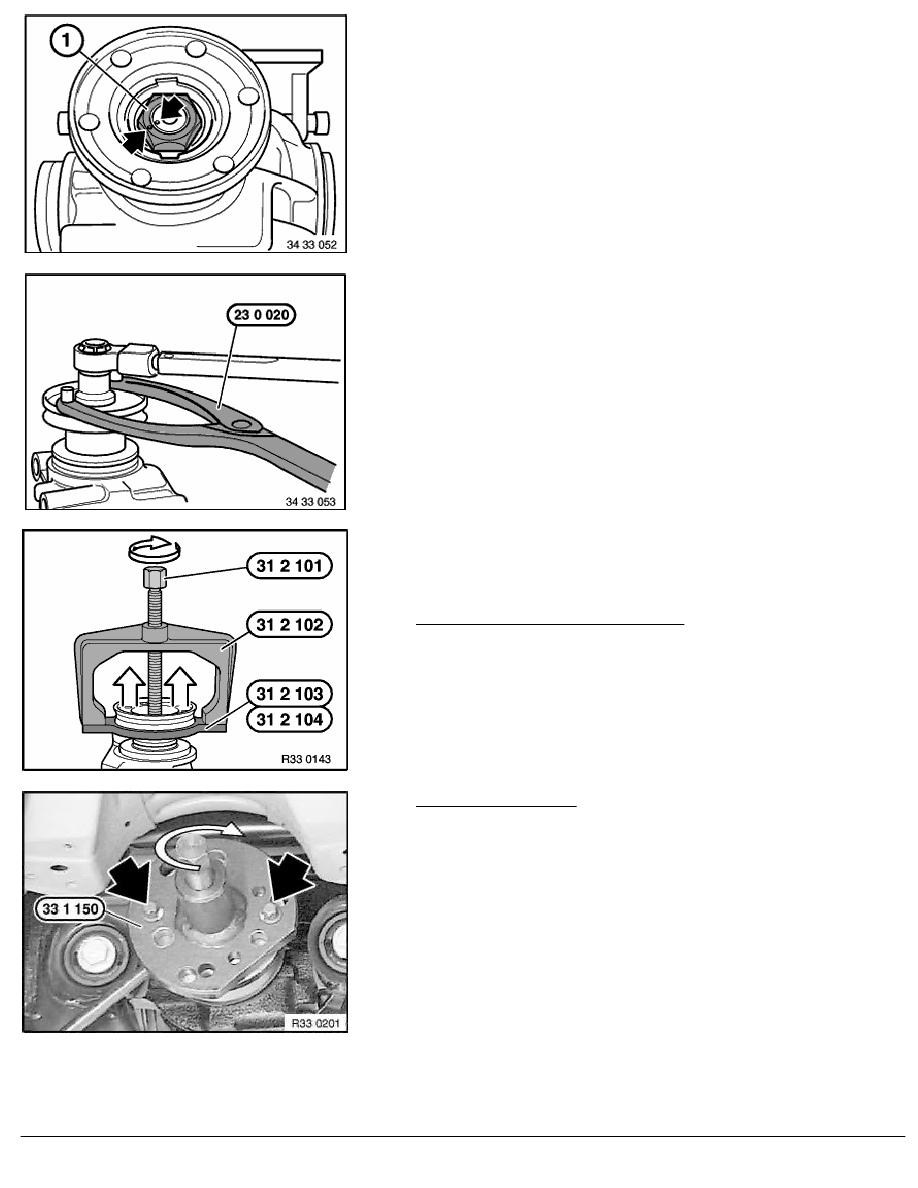 BMW Workshop Manuals > 5 Series E60 530xi (N52K) SAL > 2
