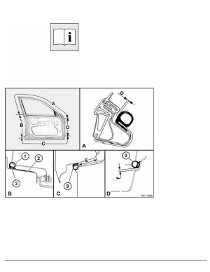 BMW 5 SERIES E60 61 FACTORY MANUAL 2004 2010  Auto Electrical Wiring Diagram