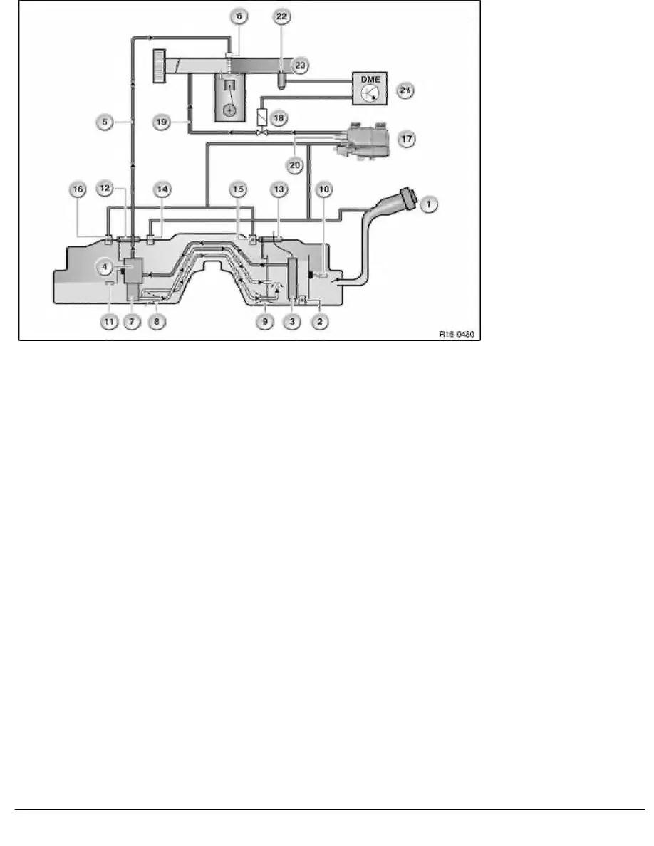 BMW Workshop Manuals > 5 Series E60 545i (N62) SAL > 2