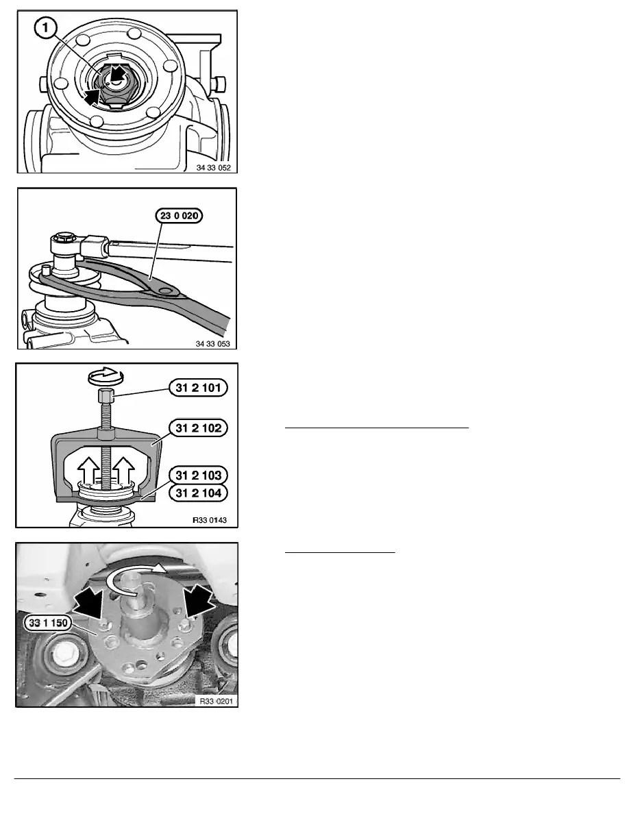 BMW Workshop Manuals > 5 Series E61 520d (N47) TOUR > 2