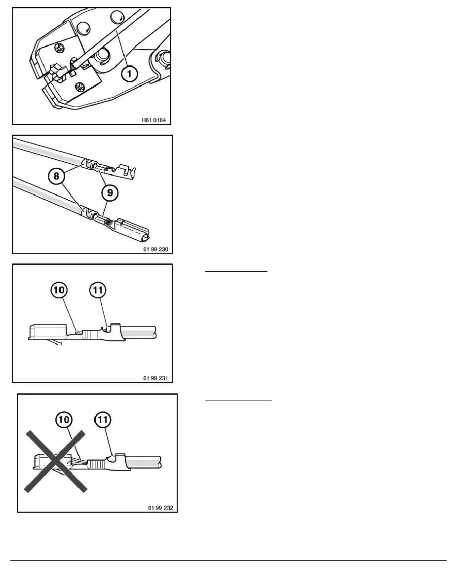 BMW Workshop Manuals > 5 Series E61 523i (N52) TOUR > 2