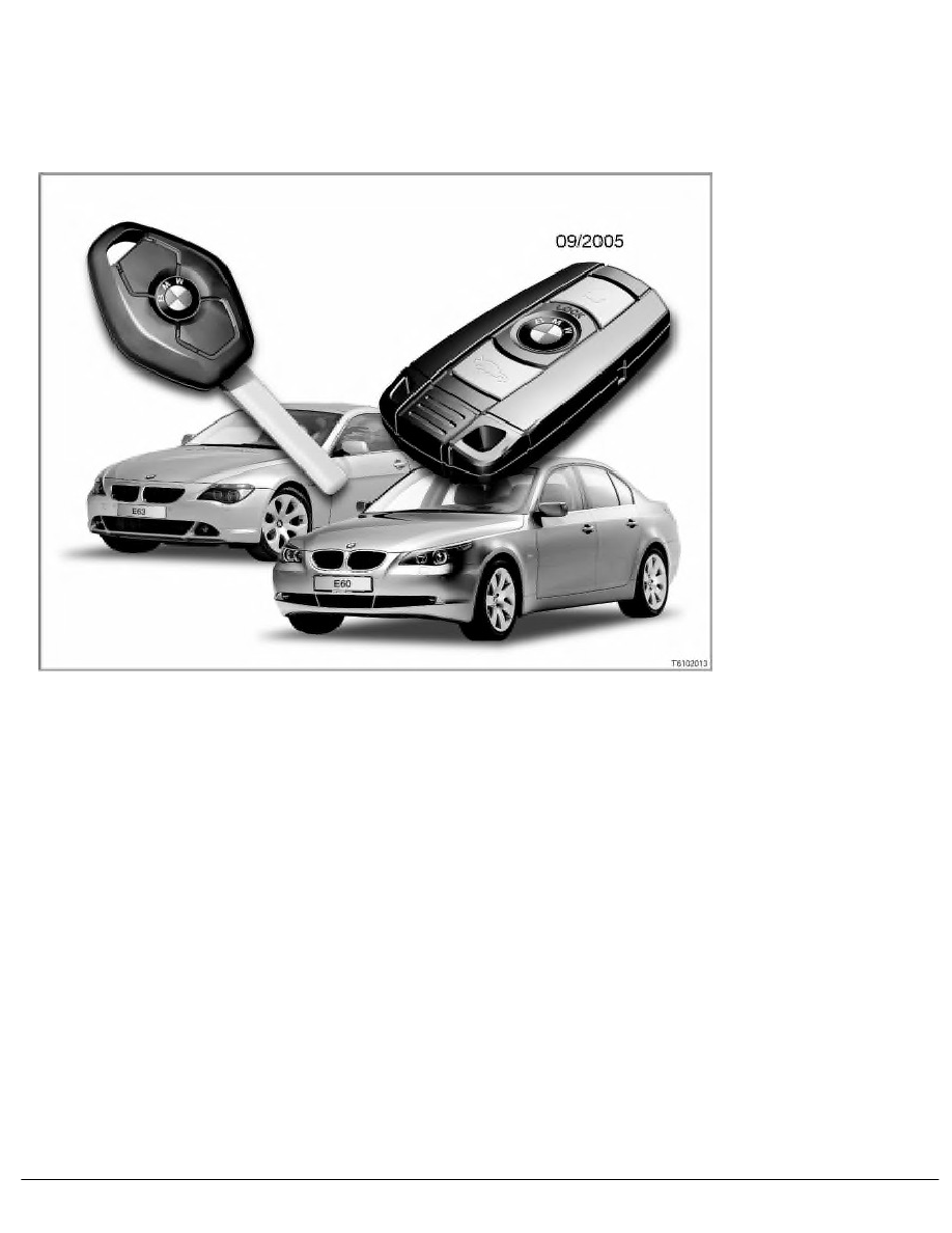 BMW Workshop Manuals > 6 Series 645Ci (N62) Coupe > 6 SI