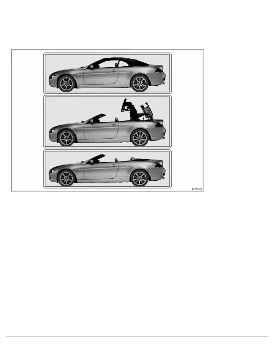 BMW Workshop Manuals > 6 Series E64 M6 (S85) CONVER > 6 SI