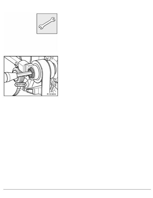 small resolution of 2 repair instructions 12 engine electrical system s85 31 alternator with drive and mounting 1 ra replacing alternator belt pulley