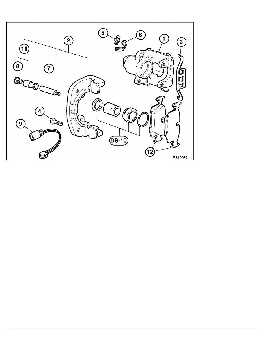 BMW Workshop Manuals > 7 Series E38 740i (M60-2) SAL > 2