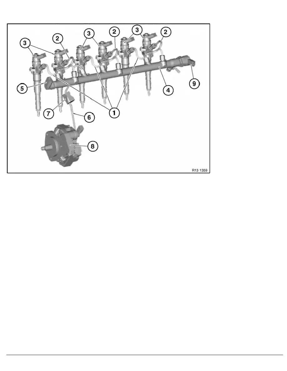 BMW Workshop Manuals > 7 Series E65 730d (M57TU) SAL > 2