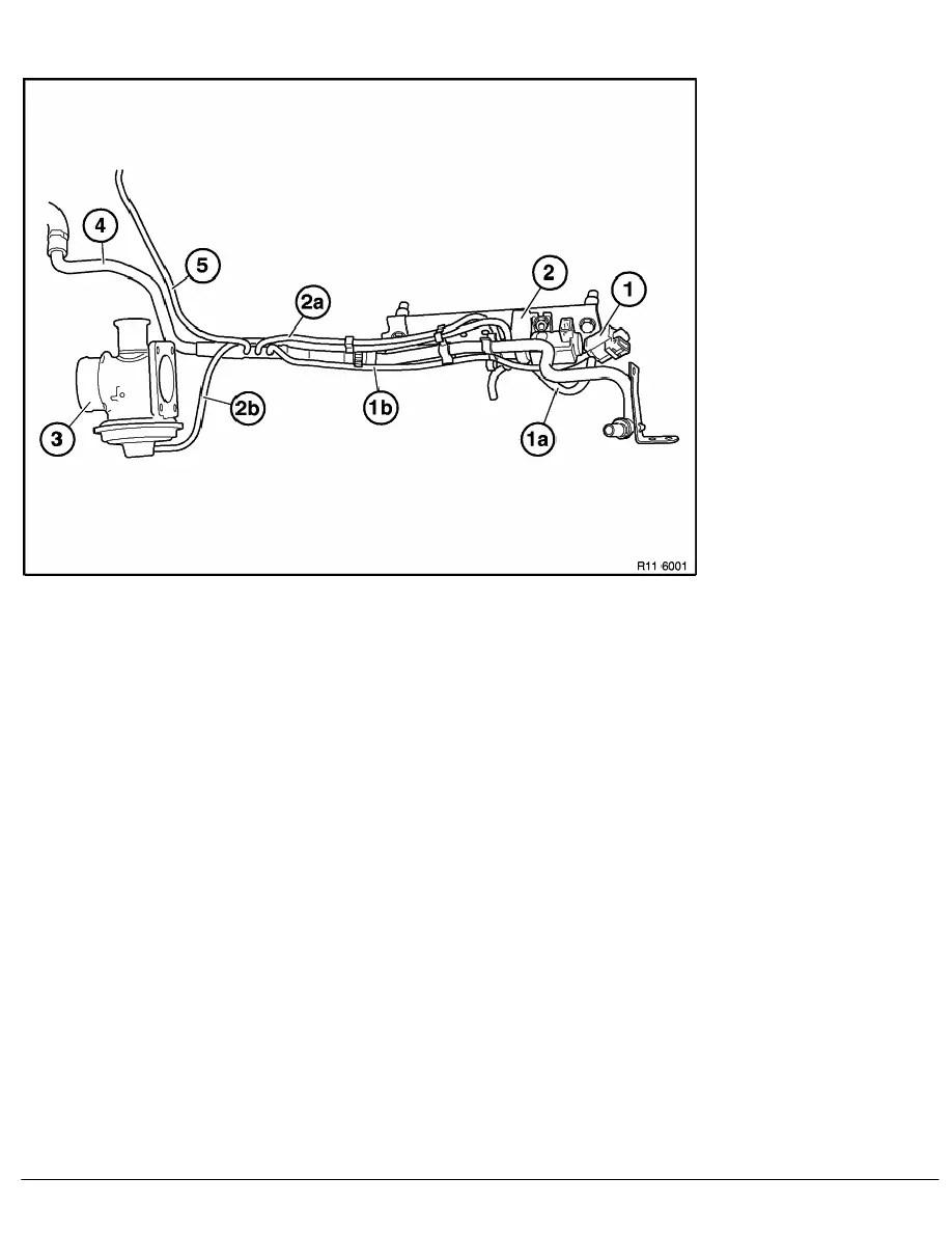 medium resolution of 2 repair instructions 11 engine m57 74 el valve for exh