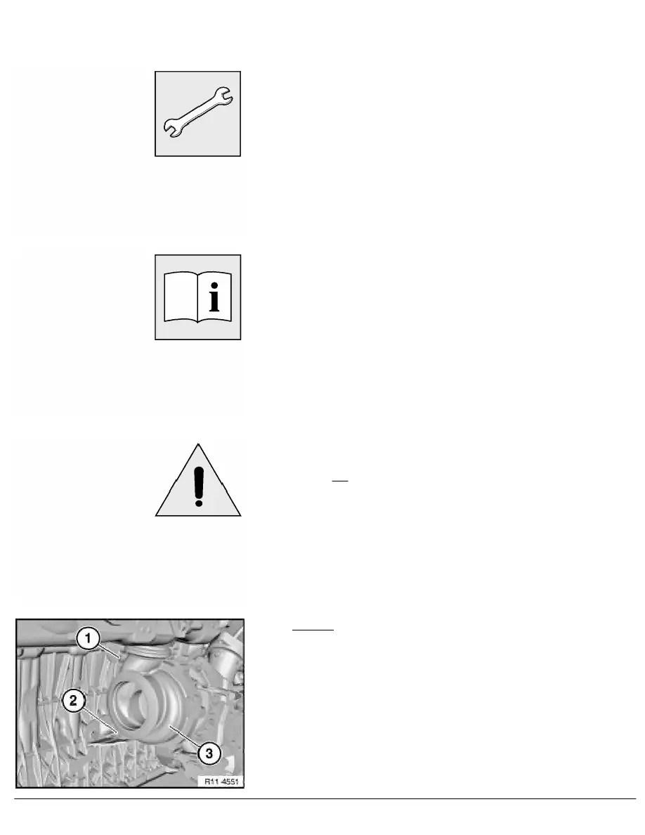 BMW Workshop Manuals > X Series E70 X5 3.0Sd (M57T2) OFFRD