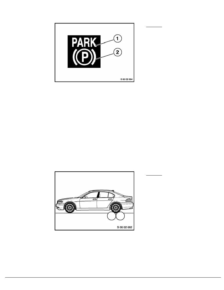 BMW Workshop Manuals > X Series E70 X5 3.0d (M57T2) OFFRD > 1 Service Information > 34 Brakes