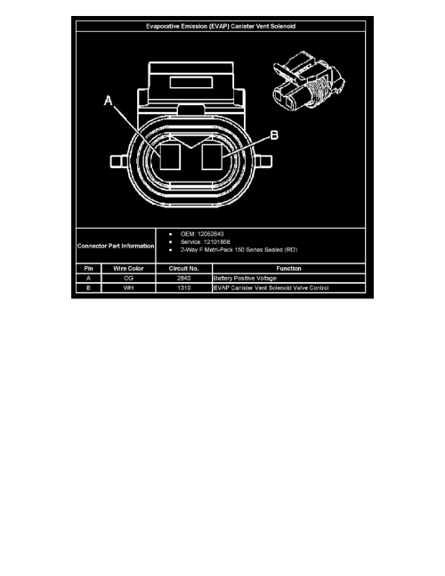 small resolution of buick workshop manuals u003e lacrosse v6 3 8l vin 2 2005 u003e powertrain 2005 buick lesabre wiring diagram 2005 buick evap wiring diagram