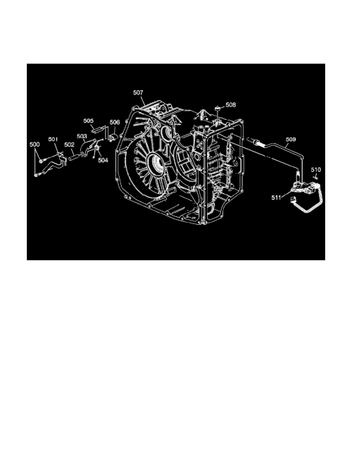 small resolution of transmission and drivetrain automatic transmission transaxle parking pawl a t component information diagrams 6t40 6t45 automatic transmission