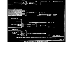 information technical service bulletins customer interest a c odor with start up in humid climates afterblow module wiring diagrams 1985 to  [ 918 x 1188 Pixel ]
