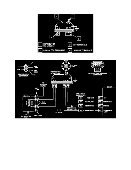 small resolution of mallory hei distributor wiring diagram images mallory pro comp remy hei distributor wiring diagram on est