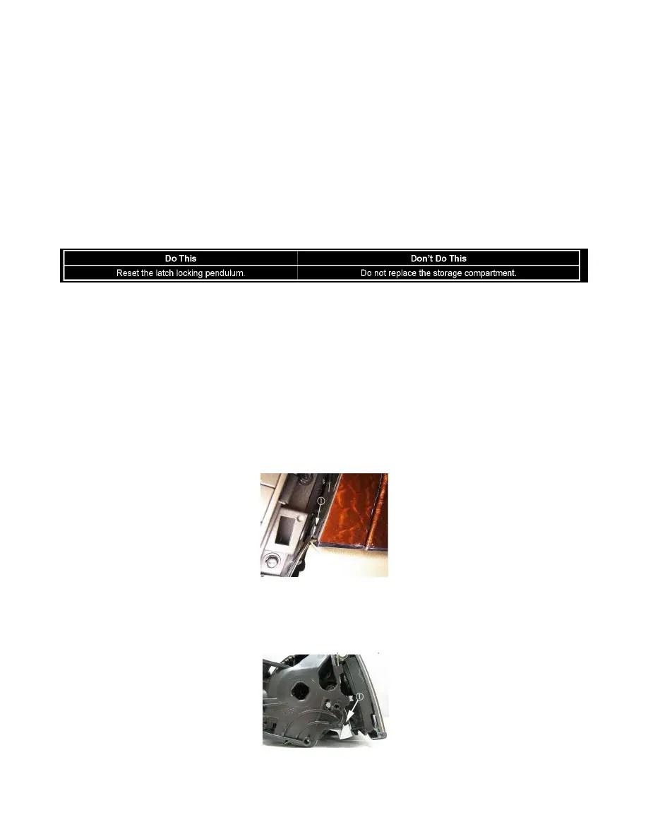 Cadillac Workshop Manuals > SRX AWD V6-3.6L (2008) > Body
