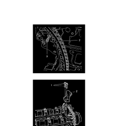engine cooling and exhaust engine timing components timing chain component information service and repair [ 918 x 1188 Pixel ]