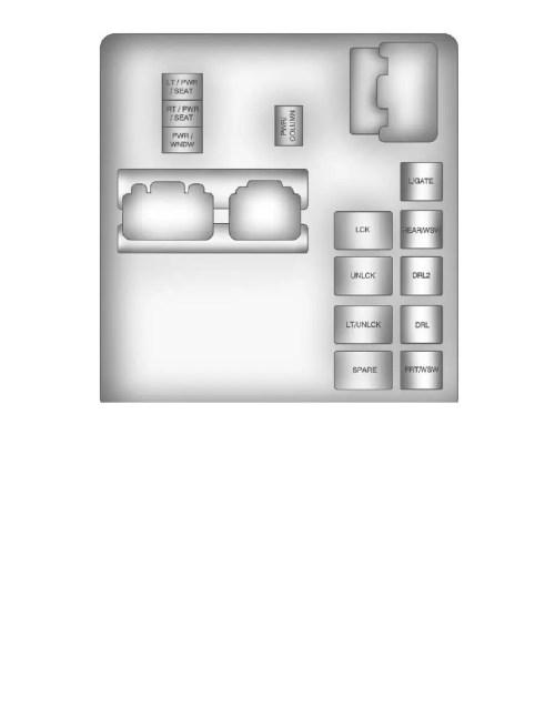 small resolution of 2011 traverse fuse box location 2012 traverse fuse box locations fuses on 2007 chevy impala 2012
