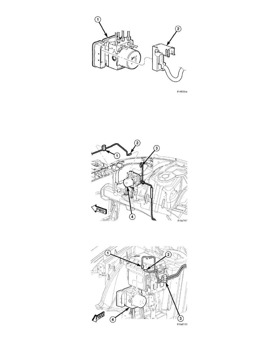 Chrysler Workshop Manuals > 300 V6-3.5L (2008) > Relays
