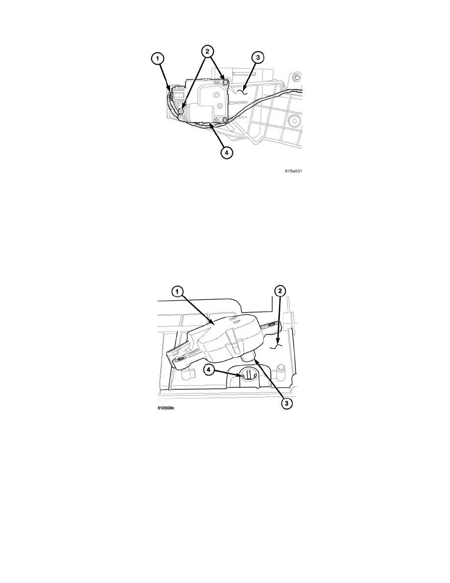 Chrysler Workshop Manuals > Aspen 2WD V8-5.7L Hybrid (2009