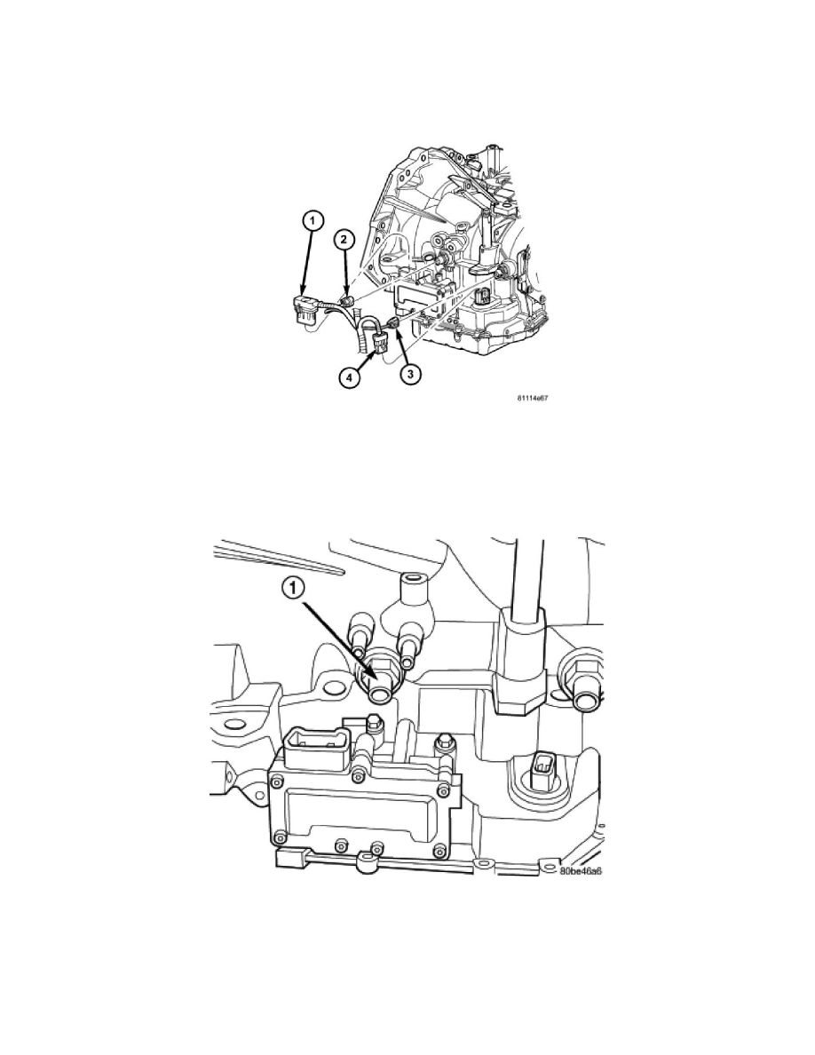 Chrysler Workshop Manuals > Pacifica V6-3.8L (2008