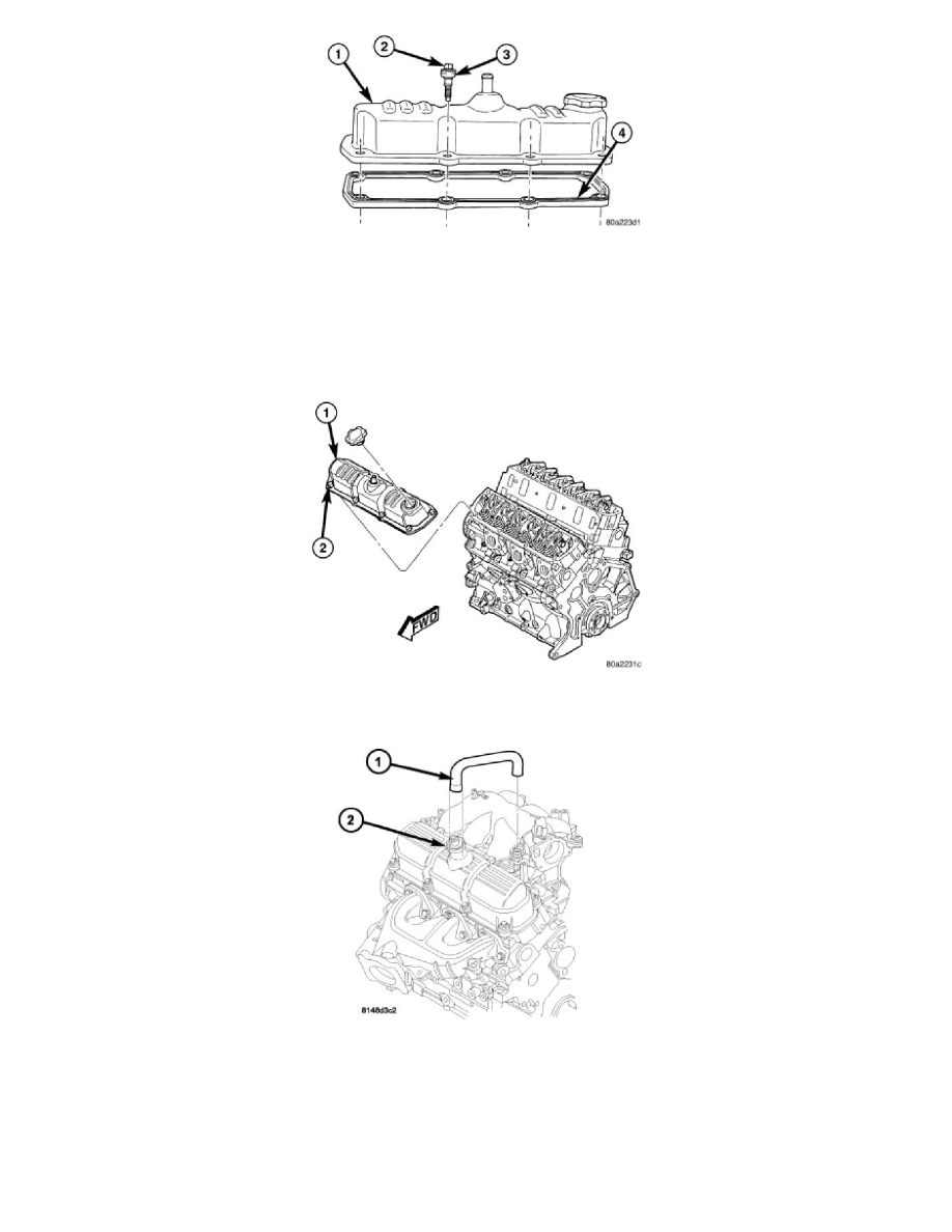 medium resolution of engine cooling and exhaust engine cylinder head assembly valve cover component