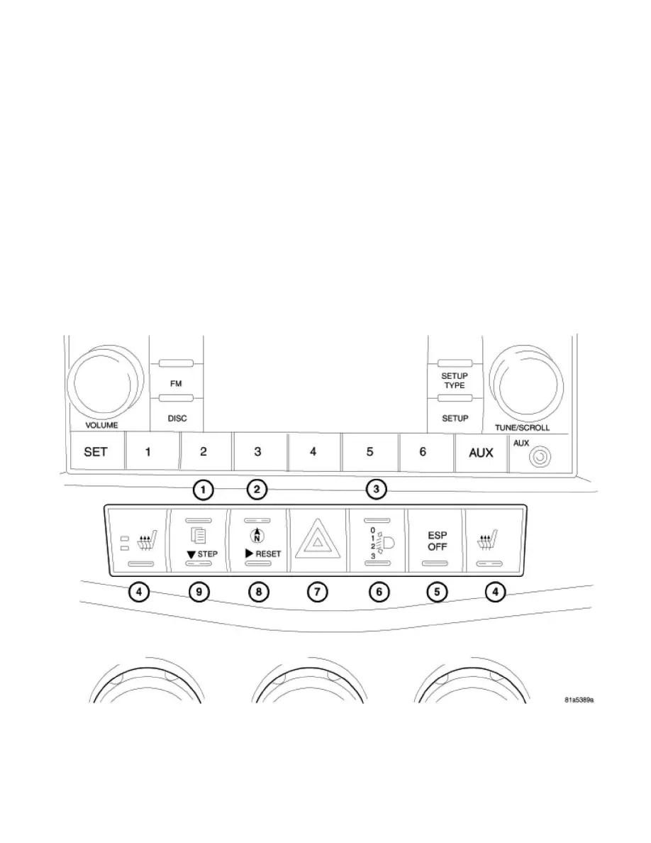 2008 Sebring Convertible Service Manual