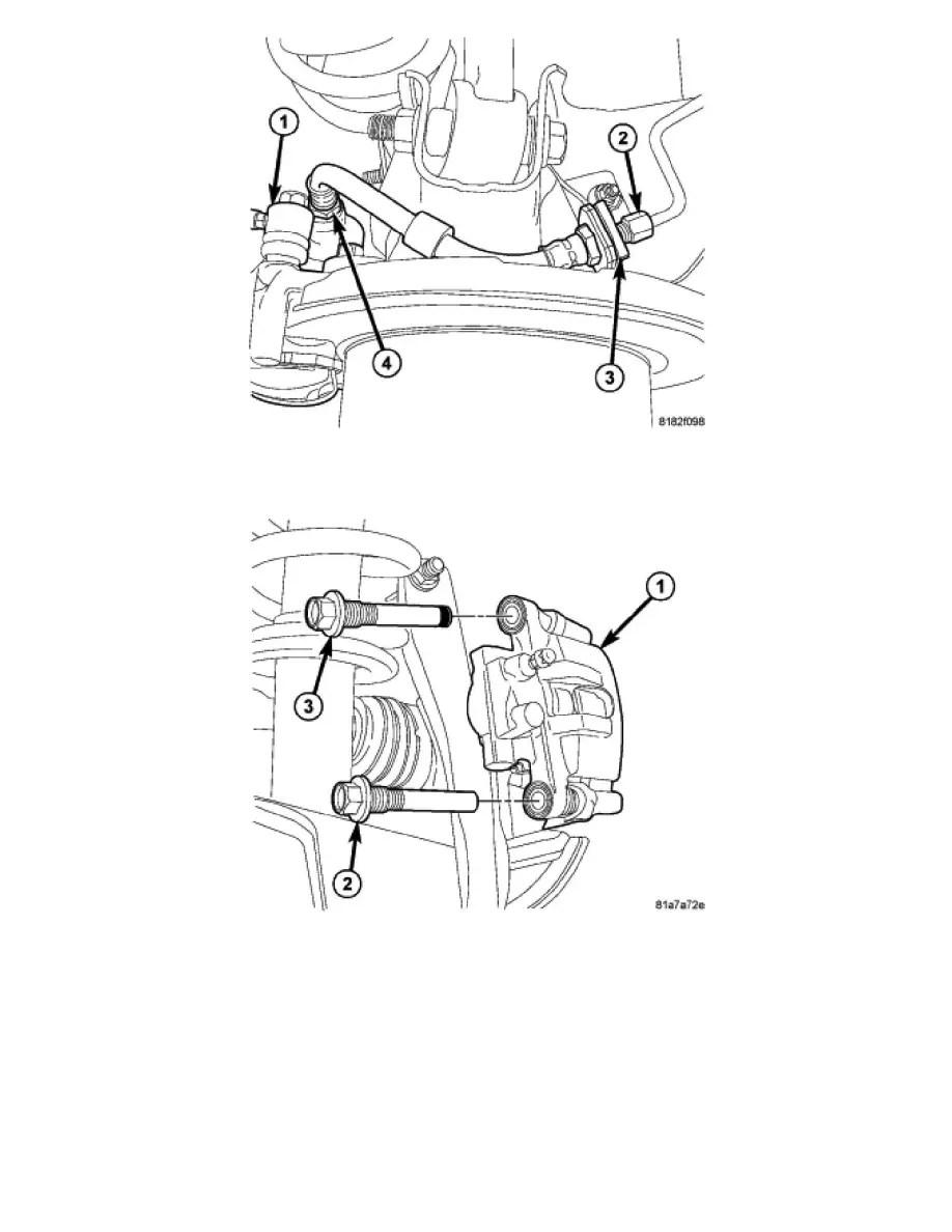Chrysler Workshop Manuals > Sebring Convertible V6-2.7L