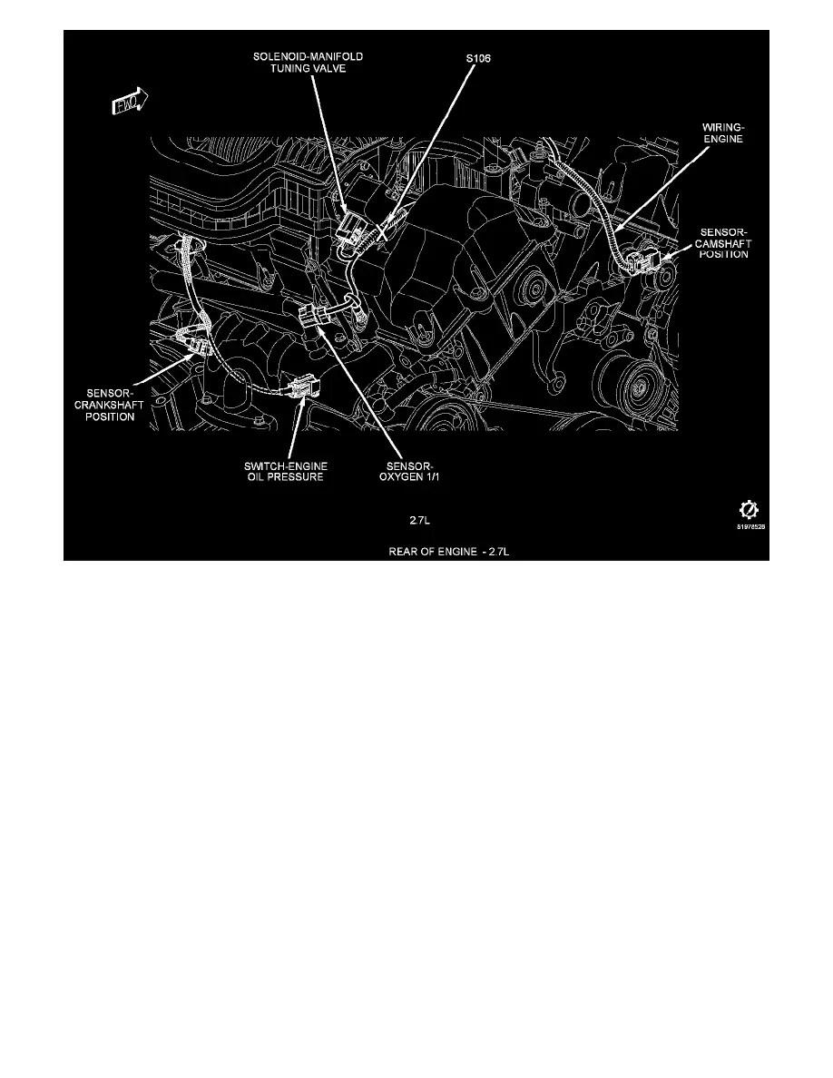 medium resolution of 2008 chrysler 300 2 7 engine diagram images gallery