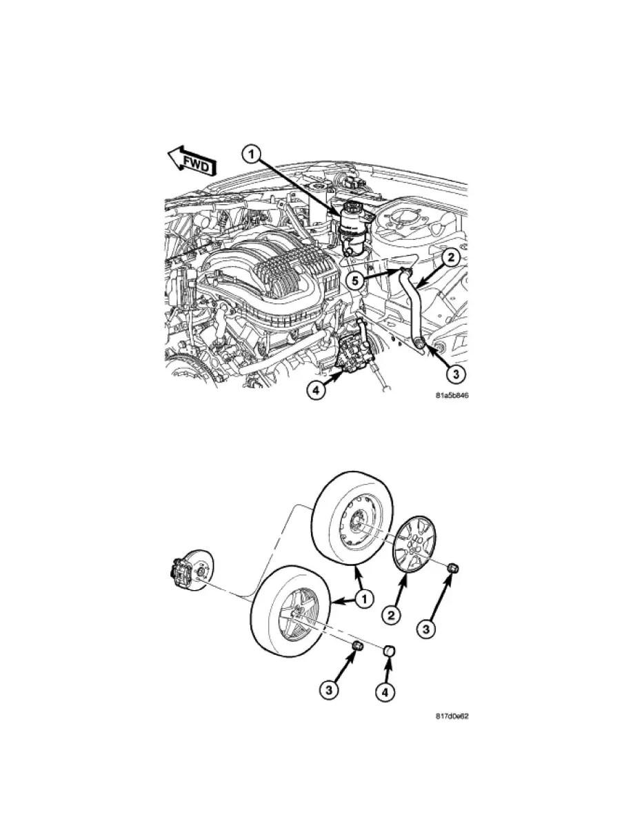 Chrysler Workshop Manuals > Sebring Sedan V6-2.7L Flex