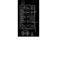 power and ground distribution fuse block component information diagrams engine room relay and fuse box [ 918 x 1188 Pixel ]