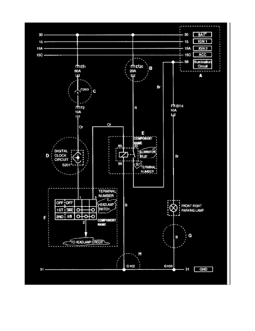 small resolution of daewoo engine cooling diagram