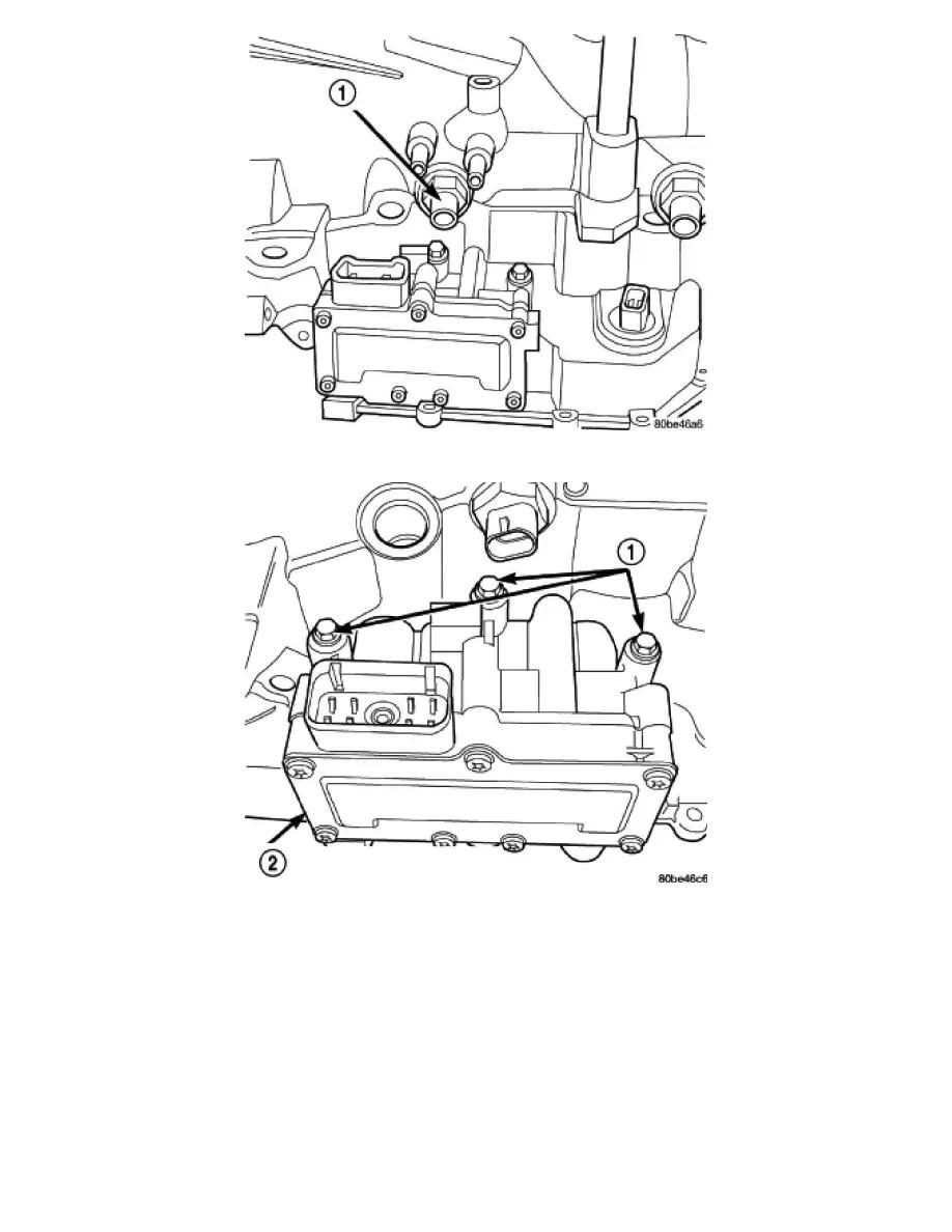 Dodge Workshop Manuals > Avenger V6-2.7L (2008