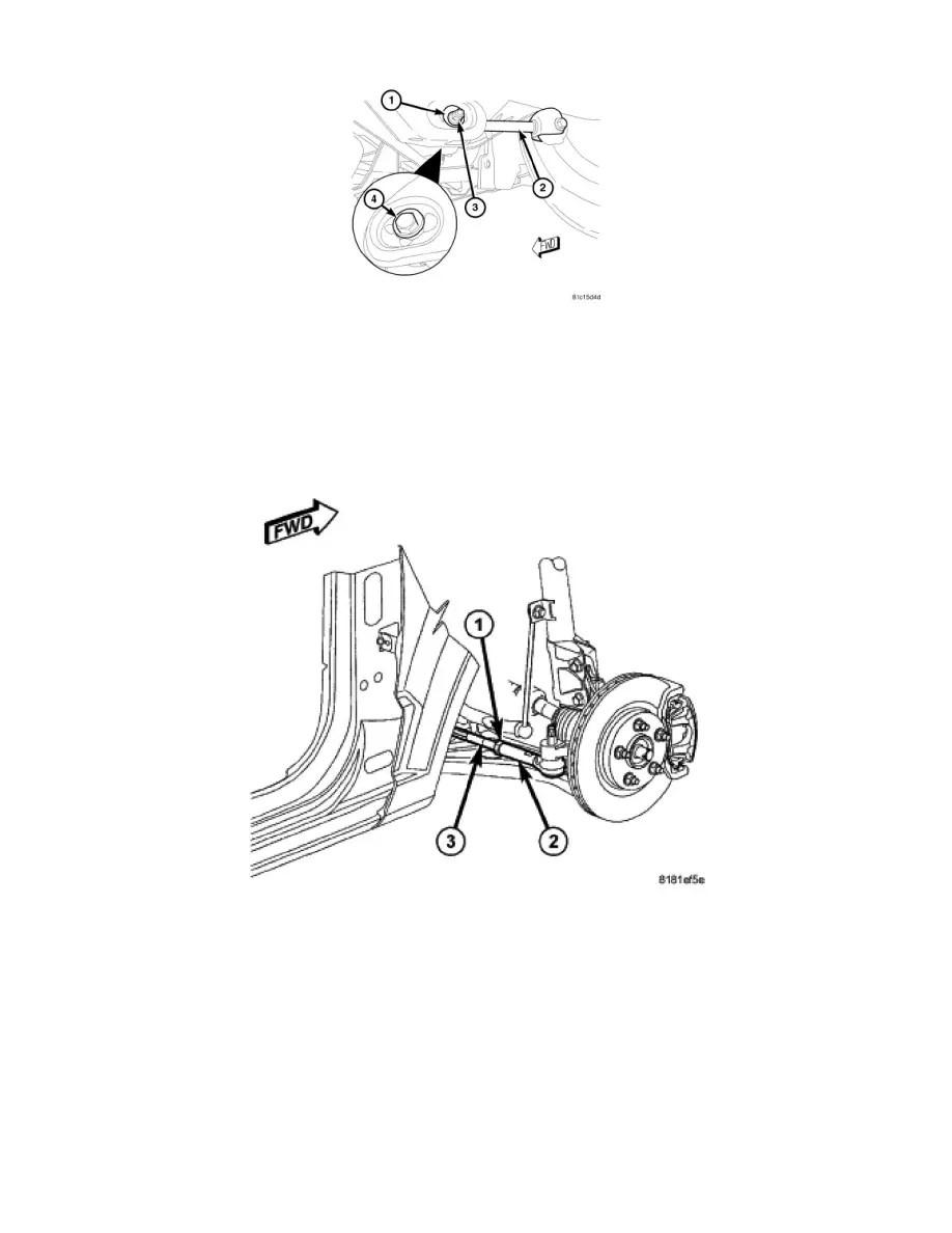 Dodge Workshop Manuals > Avenger V6-3.5L (2008) > Steering
