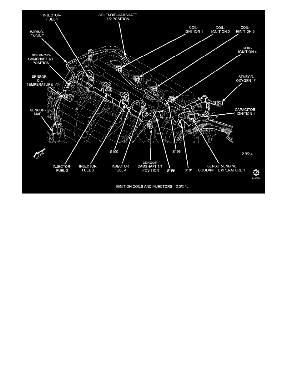 medium resolution of engine cooling and exhaust engine actuators and solenoids engine variable valve